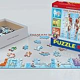 EuroGraphics Human Body Jigsaw Puzzle