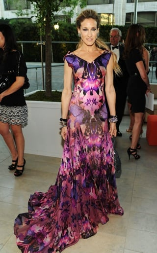 Sarah Jessica Parker at 2010 CFDA Awards