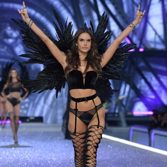 Alessandra Ambrosio at Victoria's Secret Fashion Show 2016