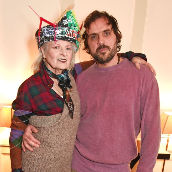 Pictures of Vivienne Westwood and Andreas Kronthaler