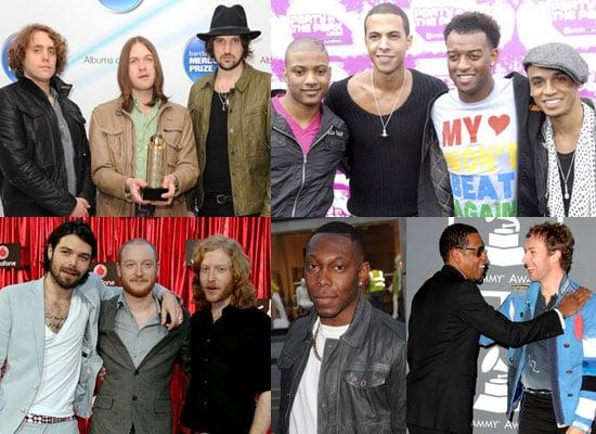 Photos of September 2009 Radio One Live Lounge With Kasabian, JLS, Biffy Clyro, Dizzee Rascal, Coldplay and Jay-Z