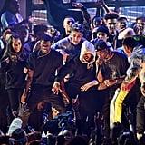 Travis Scott's Grammys Performance 2019 Video