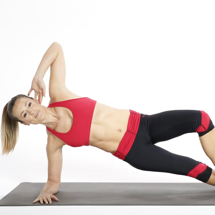 20-Minute Ab and Core Exercise Workout Circuit