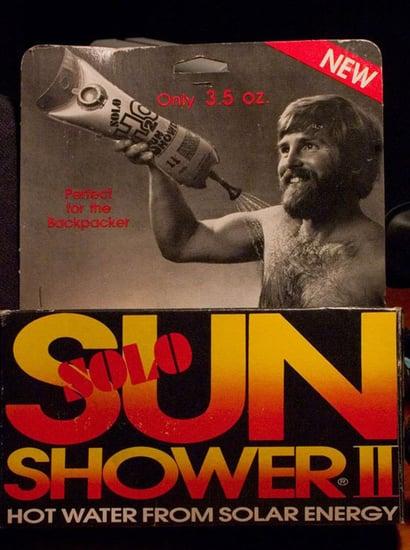 Flashback: Portable Shower