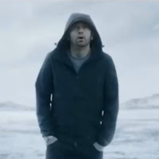 "Eminem ""Walk on Water"" Music Video"