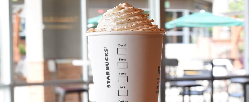 When Does the Starbucks Pumpkin Spice Latte Return? 2018