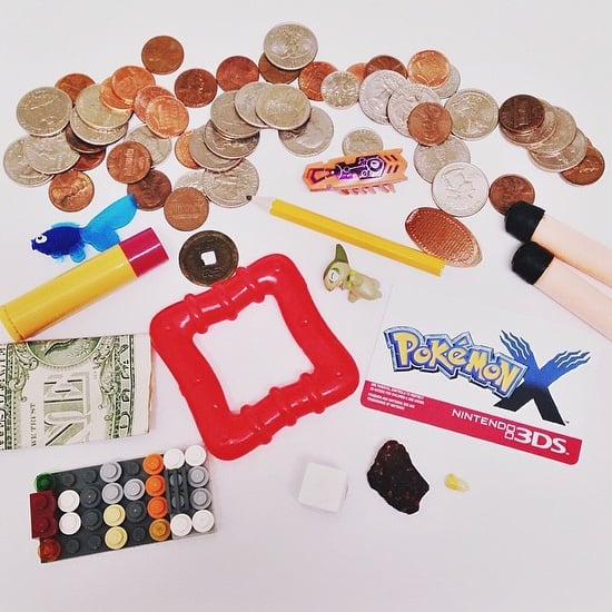 The Awesome Things You'll Find in Boys' Pockets
