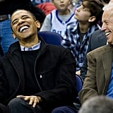 That Time Barack Couldn't Keep His Composure