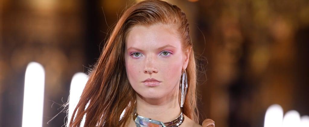 The Balmain Spring 2020 Show Featured Kylie Cosmetics Makeup