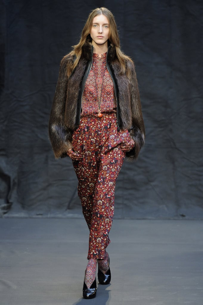 Review and Pictures of Hermes Autumn Winter 2012 Paris ...