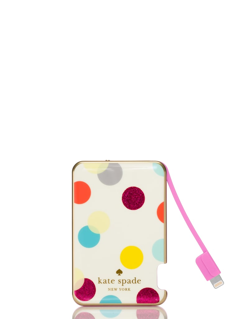 Kate Spade Slim Battery Bank