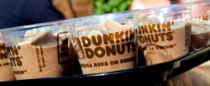 Dunkin' Donuts Gives Starbucks a Run For Its Money With This Exciting News