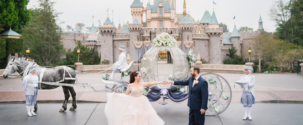 How Do You Have a Disney Fairy Tale Wedding?