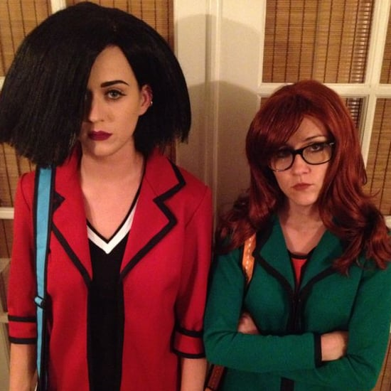 Celebrities in Halloween Costumes