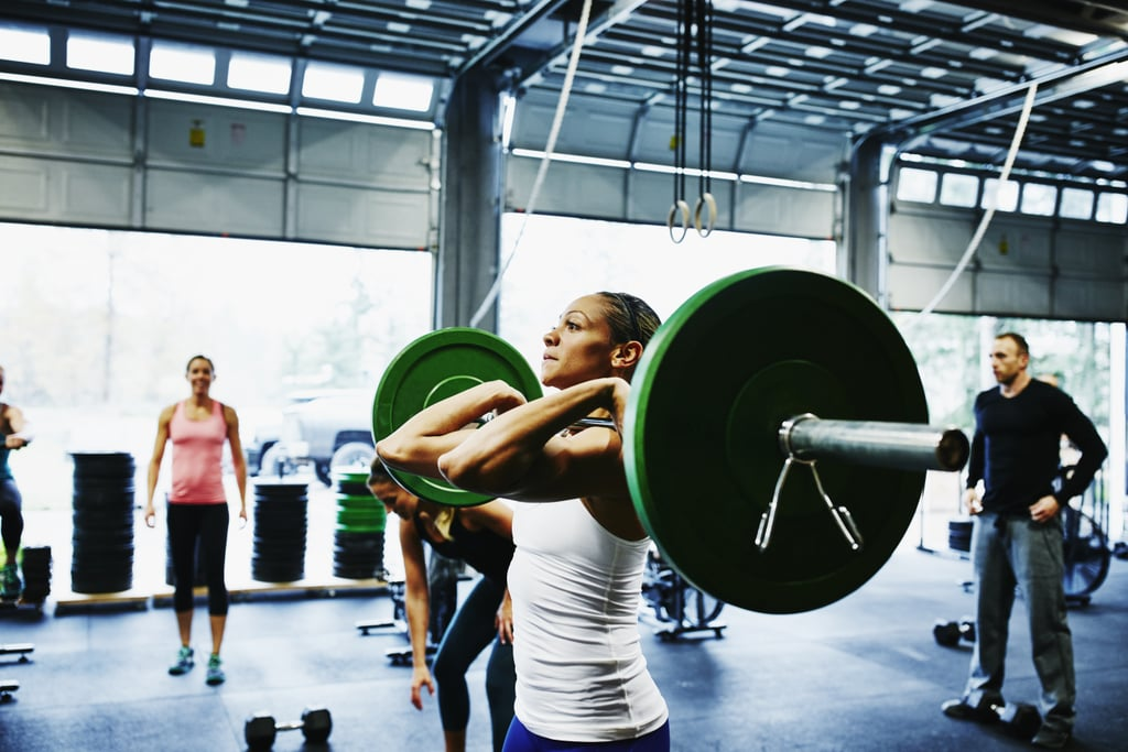 Lifting Weights Will Make Women Look Bulky