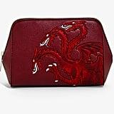 Targaryen Cosmetic Bag