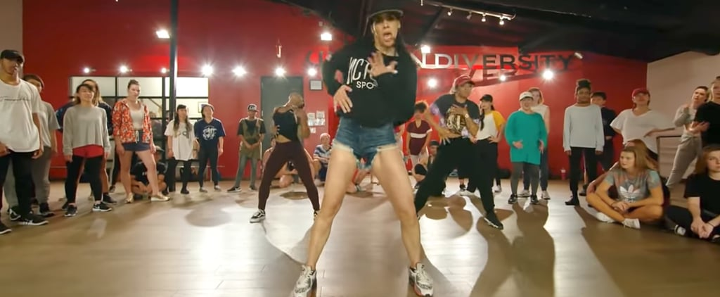 """Wow, This Fire Iggy Azalea Dance Routine Might Actually Make You Love """"Mo Bounce"""""""