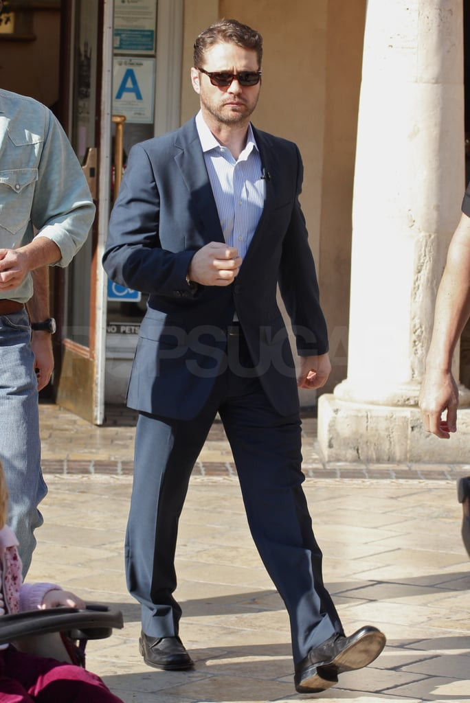 Pictures of Luke Perry and Jason Priestley Together at The ...