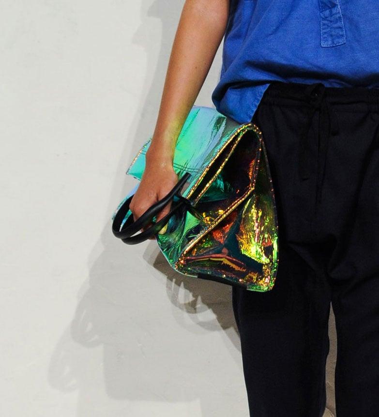 Bags: Metallic materials