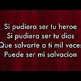"""""""Heroe"""" by Enrique Iglesias"""