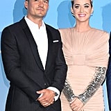 Katy Perry and Orlando Bloom Monte Carlo Gala September 2018