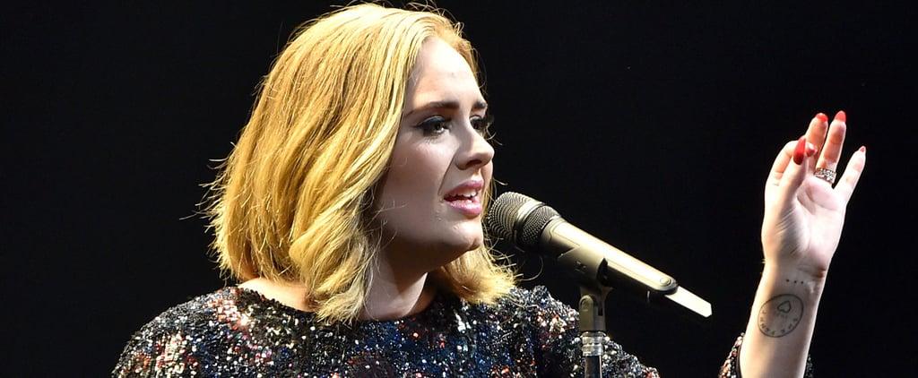 Adele Brussels Tribute Video