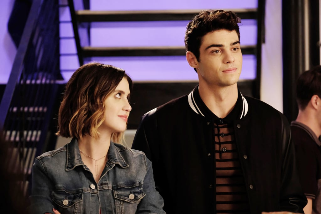 "Um, can we just take a second to talk about Noah Centineo and Laura Marano's insane chemistry? Netflix dropped their latest rom-com, The Perfect Date, over the weekend, and we could not think of a better casting choice. The film follows Centineo as a high school student named Brooks Rattigan who tries to raise funds to attend Yale by creating a dating app that ""sells himself as a plus-one for all occasions"" (yes, really). Along the way, Brooks meets Celia Lieberman (Marano) and the two end up unexpectedly falling for each other. While their romance may come as a surprise to them, we saw it coming a mile away, and it turns out this isn't the first time Centineo and Marano have played love interests. Long before Centineo and Marano were hitting the dance floor at school formals, the actors appeared together on Disney Channel's Austin & Ally. Marano starred as Ally Dawson, while Centineo appeared on three episodes as Ally's former crush Dallas in 2012. ""We were able to have some pretty deep, mature conversations, which brought us closer and helped with our chemistry and the bond overall in the movie,"" Marano previously told The Hollywood Reporter of their reunion. ""The movie is a pretty light movie, but having that trust with your cast does make the process easier acting with them."" The Perfect Date also stars Camila Mendes, and if you haven't watched it yet, what are you waiting for?      Related:                                                                                                           Noah Centineo and Laura Marano Explain Why The Perfect Date Is the ""Trojan Horse of Rom-Coms"""