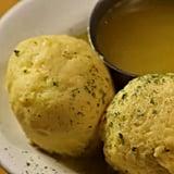 Entrée: Matzo Ball Soup
