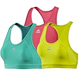 Want to add a flash of color to your exercise ensemble? The adidas Techfit Bra ($20, originally $25) is the ticket. It comes in nearly ever color under the sun, but lime and emerald are our favorites for Spring — and they just so happen to be on sale.