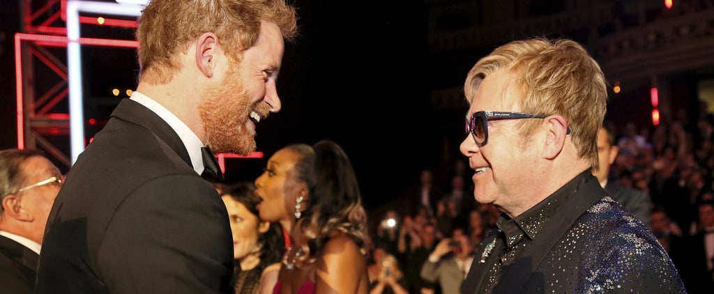 Is Elton John Performing at Prince Harry's Wedding?