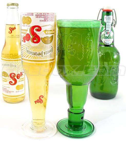 Beer Bottle Goblets: Love It or Hate It?