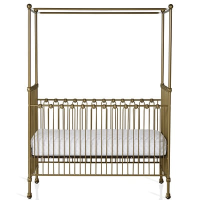Staright Canopy Convertible Crib