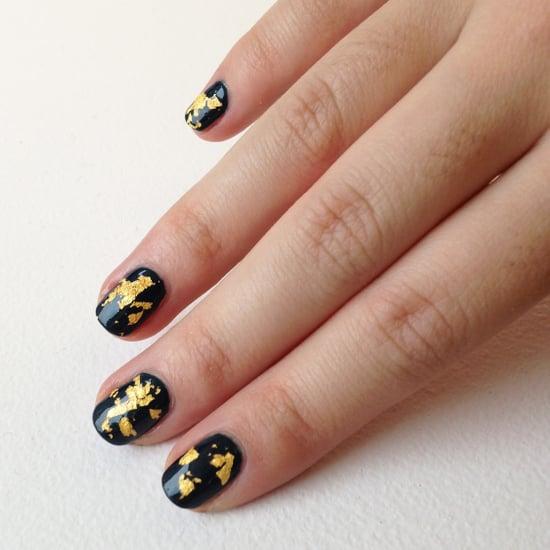 Diy how to make gold leaf nail polish topcoat popsugar beauty diy how to make gold leaf nail polish topcoat popsugar beauty australia solutioingenieria Gallery