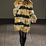 Moschino Cheap and Chic Fall 2011