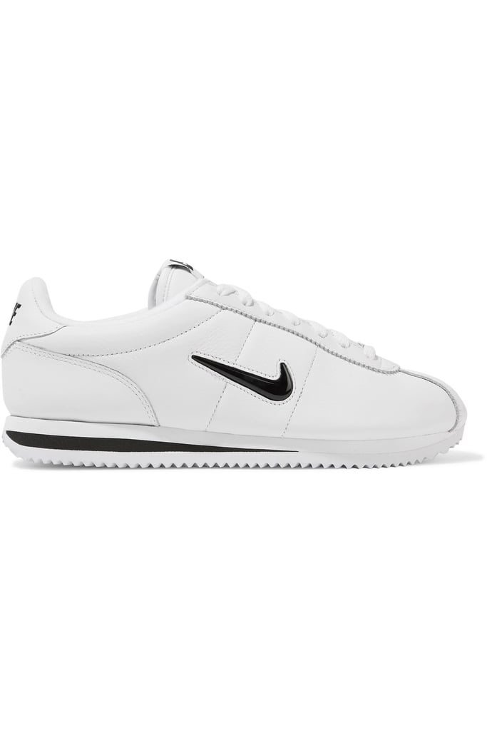 Nike Cortez Basic Jewel Leather Sneakers