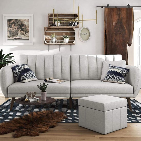 Stylish Couch From Walmart