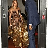 Beyonce and JAY-Z at the 2018 Wearable Art Gala