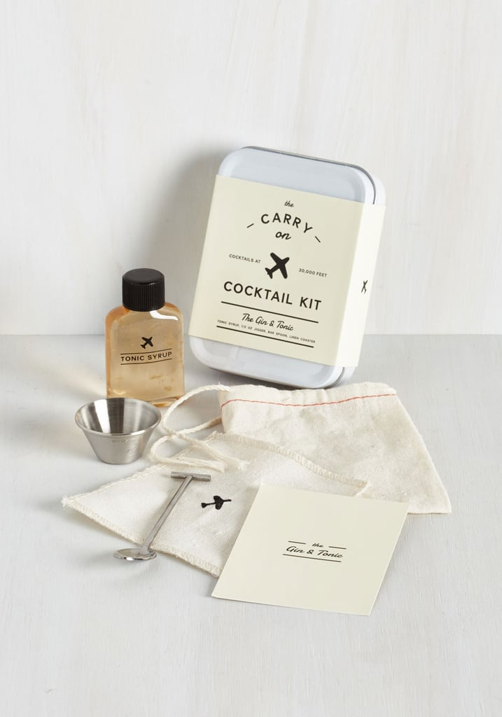 Carry On Cocktail Kit — Gin and Tonic ($12, originally $25)