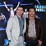 Channing Tatum at Magic Mike Berlin Premiere