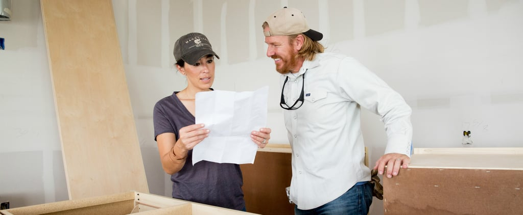 It's Our Lucky Day! Chip and Joanna Gaines Just Announced a New Fixer Upper Series