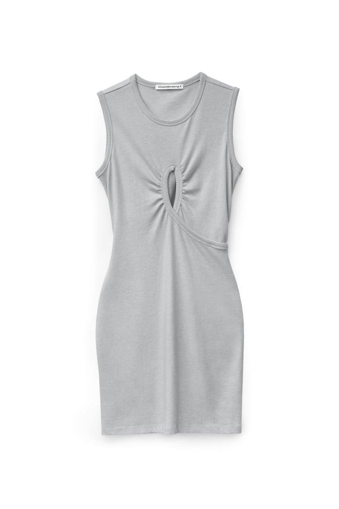 Alexander Wang Keyhole Jersey Dress