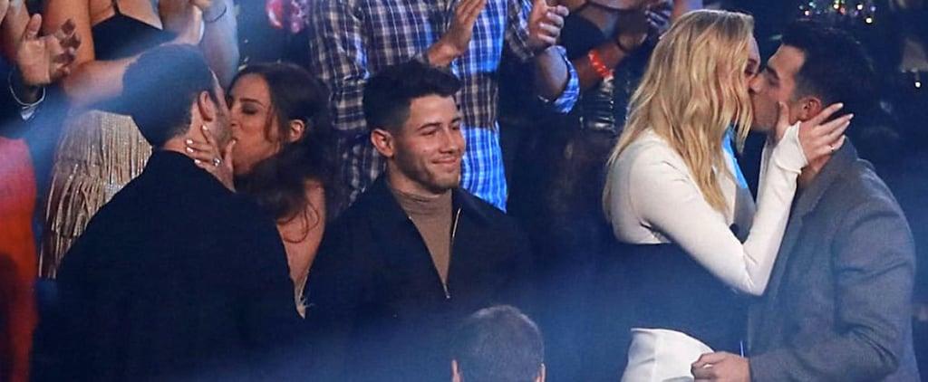 Memes About Nick Jonas Fifth Wheeling at the 2019 MTV VMAs