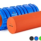 Wacces 2-in-1 High Density Deep Tissue Massage Therapy Foam Roller With EVA Insert