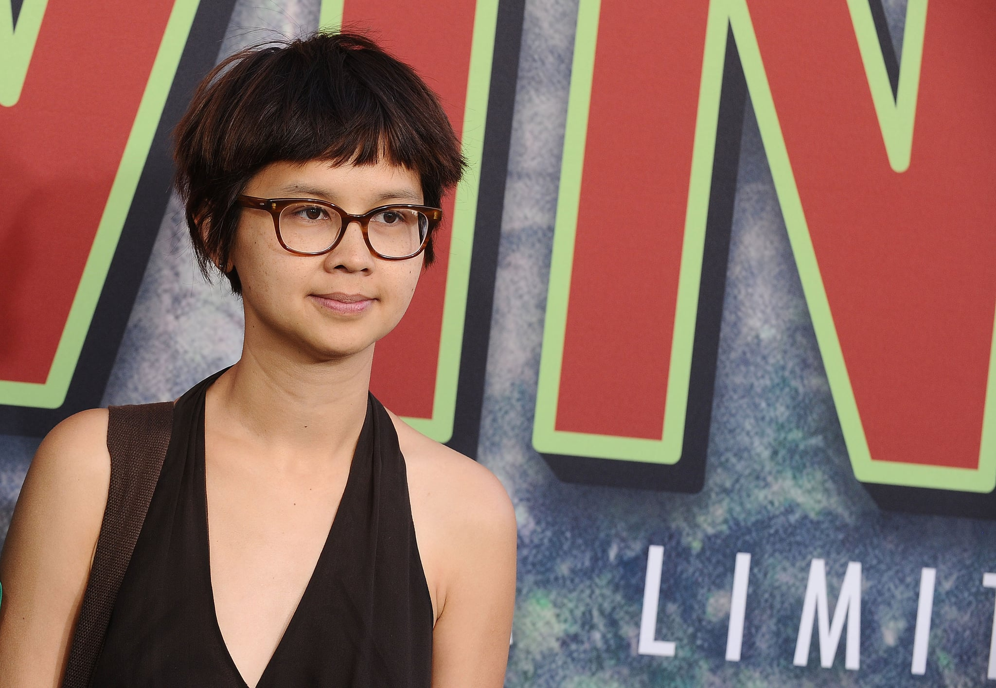 LOS ANGELES, CA - MAY 19: Actress Charlyne Yi attends the premiere of