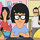 The Belchers From Bob's Burgers
