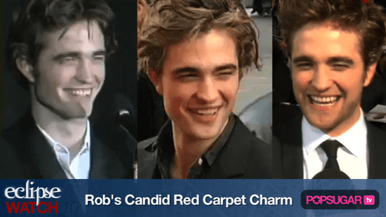 Video of Robert Pattinson on the Red Carpet 2010-06-28 12:40:14