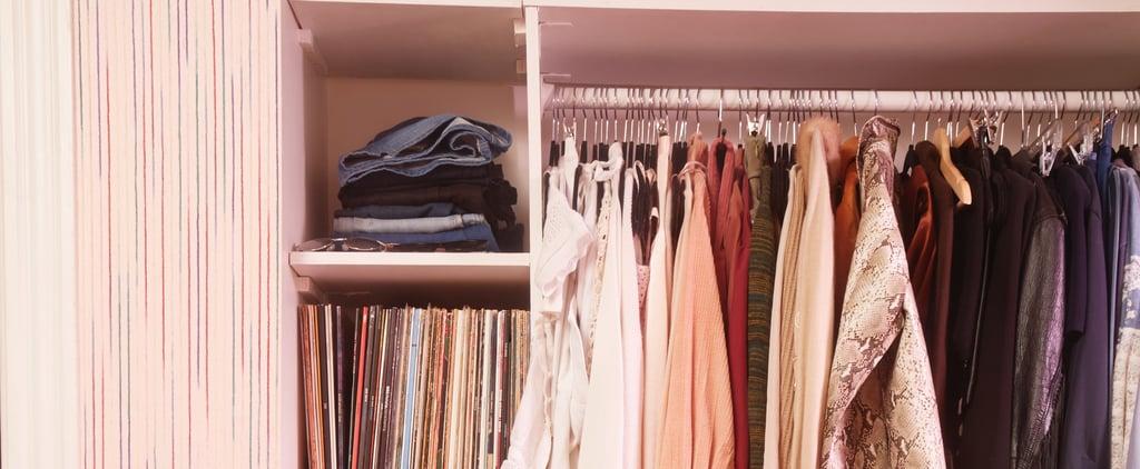 Best Closet Shelf Organiser on Amazon