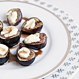 Roasted Figs With Goat Cheese
