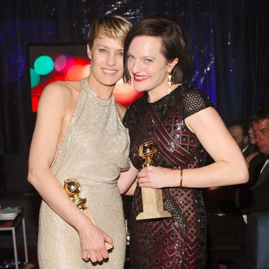 Unprepared Celebrities' Speeches at the Golden Globes 2014