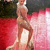 Beyoncé's 2015 Met Gala Dress